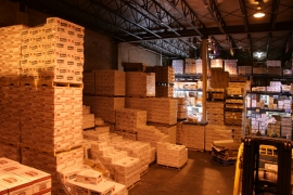 Current Warehouse